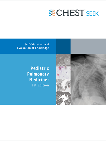 ACCP SEEK Volume 1 Pediatric Pulmonary 2014