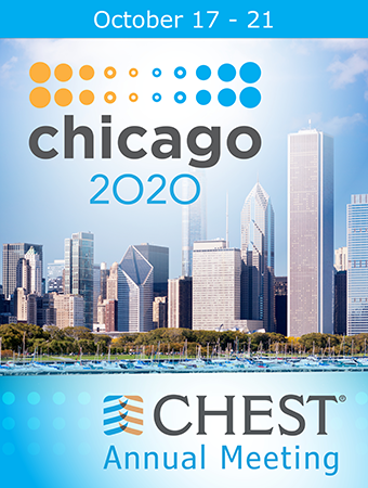 CHEST Annual Meeting 2020