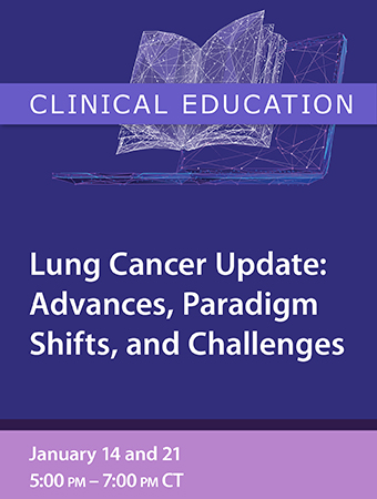 PG: Lung Cancer Update: Advances, Paradigm Shift and Challenges