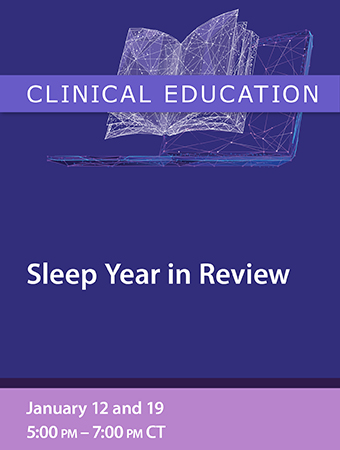 PG: Sleep Medicine: Year in Review