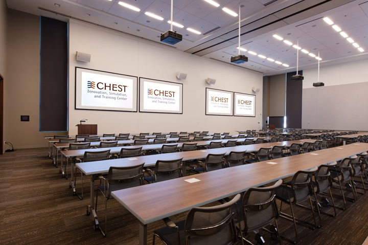 American College of Chest Physicians Auditorium in Glenview, IL