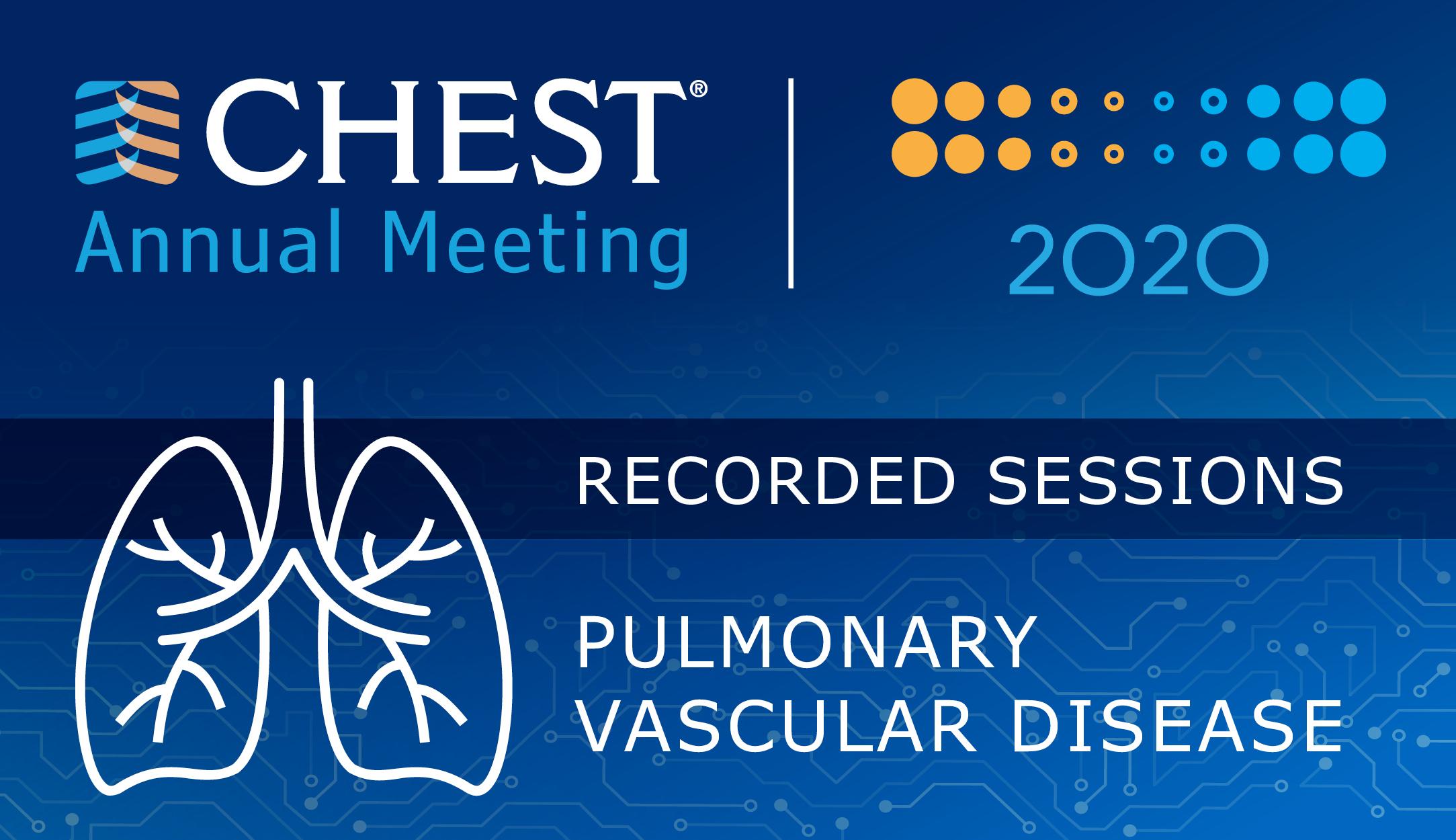 Pulmonary Vascular image