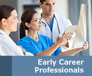 Early Career Professionals - Resources for Trainees