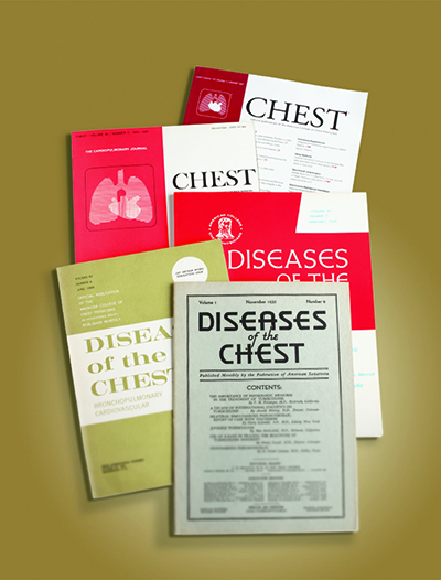 Diseases of the Chest publication