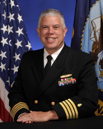 CAPT Gilbert Seda, MD, PhD