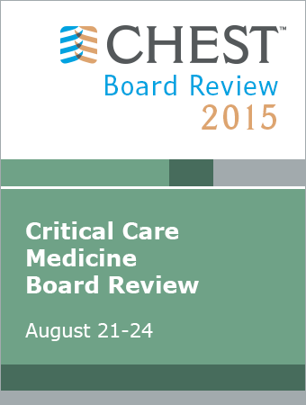 pulmonary critical care board review books