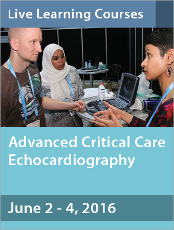 Advanced Critical Care Echocardiography