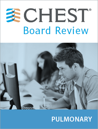 Pulmonary Board Review On Demand