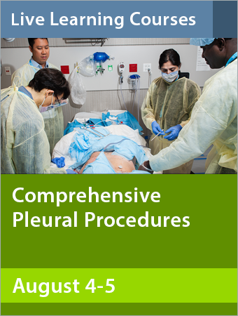 Comprehensive Pleural Procedures August 2017