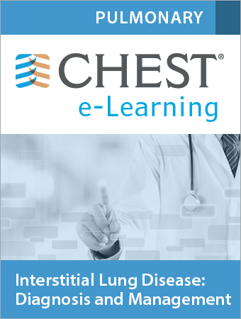 Interstitial Lung Disease: Diagnosis and Management