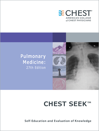 CHEST SEEK Pulmonary Medicine: 27th Edition