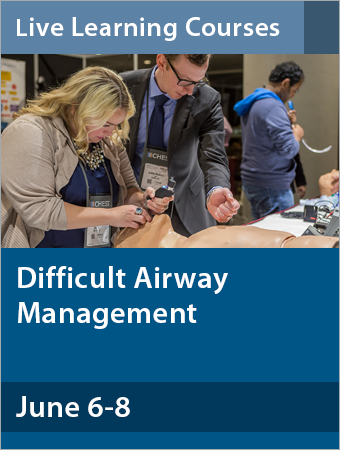 Difficult Airway Management June 2019