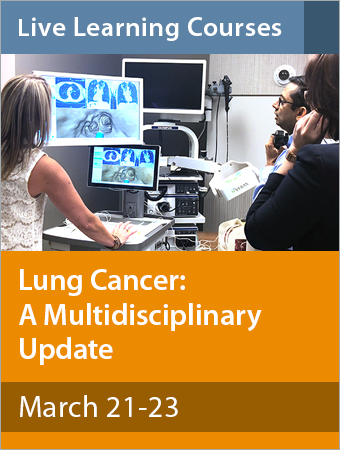 Lung Cancer: A Multidisciplinary Update 2019