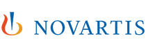 Photo of the Novartis logo