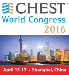Learn More CHEST World Congress 2016