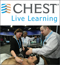 CHEST Live Learning 2016